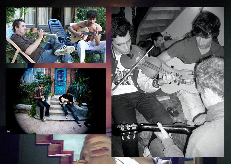 Soic Miterne - 2008, Guitare, tablatures et jam
