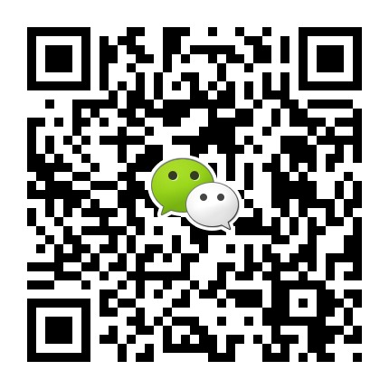 Wechat QR Code, Shanghai China